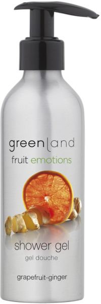 Shower Gel, Grapefruit - Ginger