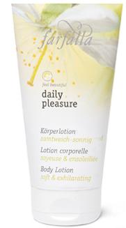 Körperloton daily pleasure, 150ml