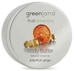 Body Butter, Grapefruit - Ingwer
