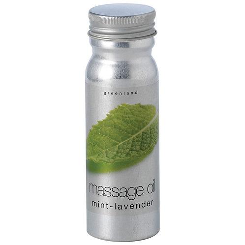 Massage Oel, Mint - Lavender