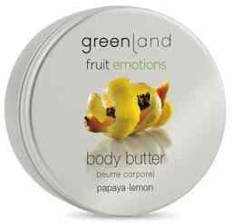 Body Butter  Papaya - Lemon