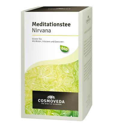Bio Meditations Tee Nirvana 20x1,5g