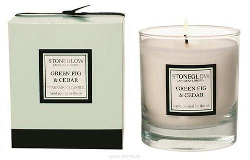 Classics Duftkerze Green Fig & Cedar