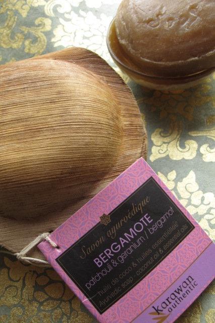 Ayurvedische Seife, Bergamotte