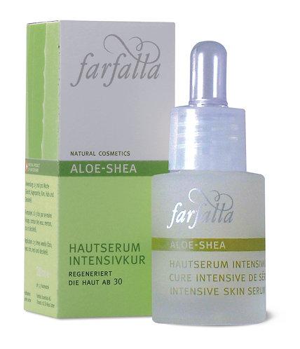 Hautserum Intensivkur Aloe Shea 15ml