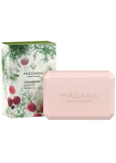 "Body & Hand Soap ""Cranberry&Wacholder"""