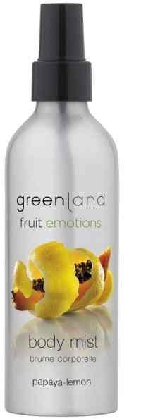 Body Spray, Papaya - Lemon