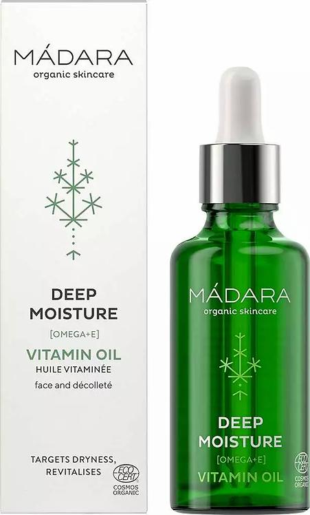 Deep Moisture Vitamin Oil 50ml