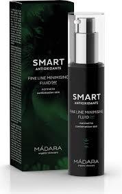 Smart Fine Line Minimising Fluid
