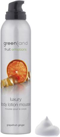 Bodylotion Mousse, Grapefruit - Ginger