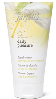 Duschcreme daily pleasure, 150ml