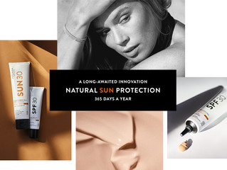 Age Protecting Sunscreen LSF 30 für Gesicht & Körper Vegane Hautpflege NEU