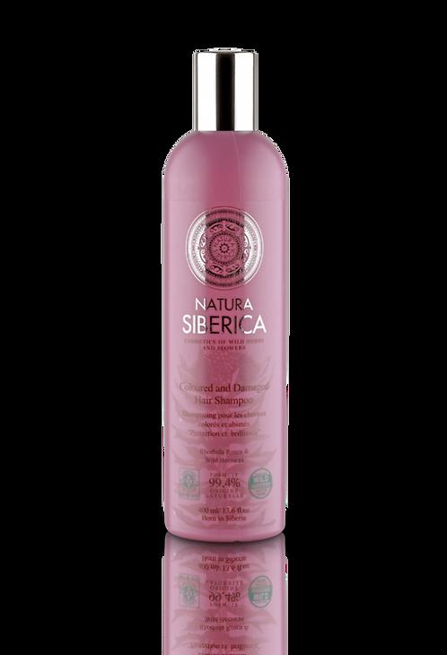 Shampoo für gefärbtes & geschädigtes Haar, 400ml