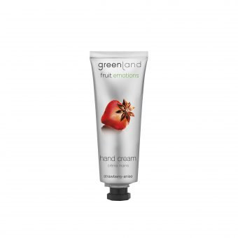 Hand Cream, Erdbeer - Anis