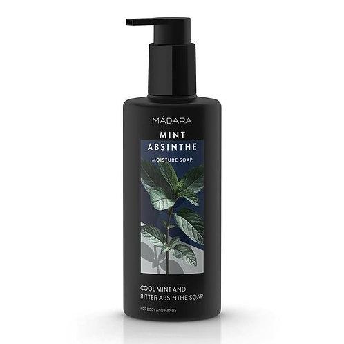 Body & Hand Soap Mint & Absinthe, 300ml