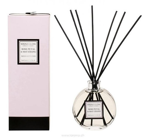 Classics Diffuser 150Rose Petal & May Chang