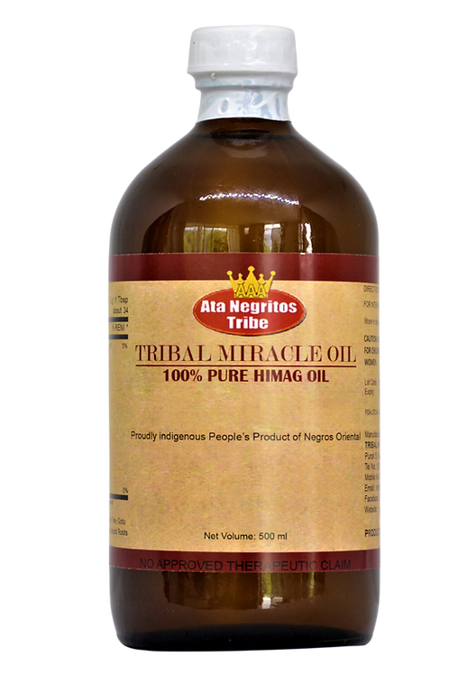 100% Pure Himag Oil (500ml)