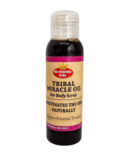 For Body Scrub (100 ml)