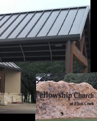 Fellowship Church at Plum Creek stone Kyle Campus combo.png