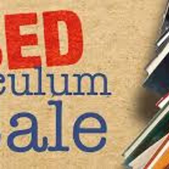 ODA Homeschool Used Curriculum Sale