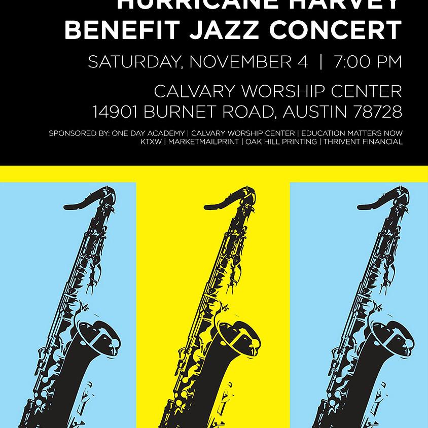 Hurricane Harvey Fundraising Concert