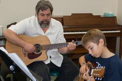 Mark Ramsey guitar lesson