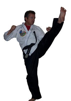 Richard Johnson RJ Front Kick Patch Remo