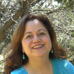 Deborah Scott Hammons Backyard Headshot.