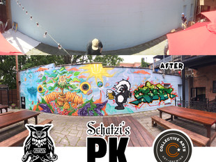 Paint Jam Presented by Cryptic Gallery, Shatzi's PK, and Collective Arts Brewing