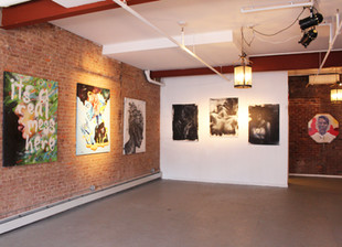 Stetz Solo Exhibition at the Kingston Pop Museum