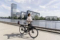Kalkhoff City Trekking Herrenrad Damenrad