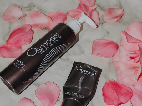 Why I Recommend Osmosis Skincare
