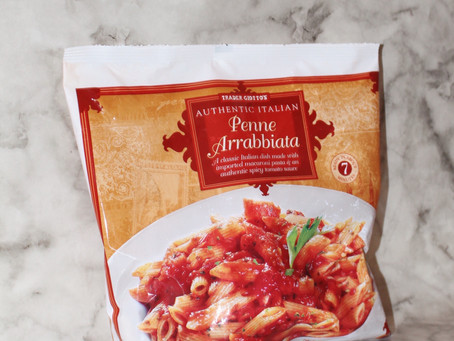 How I Spice Up The Frozen Penne Arrabbiata Dish from Trader Joe's