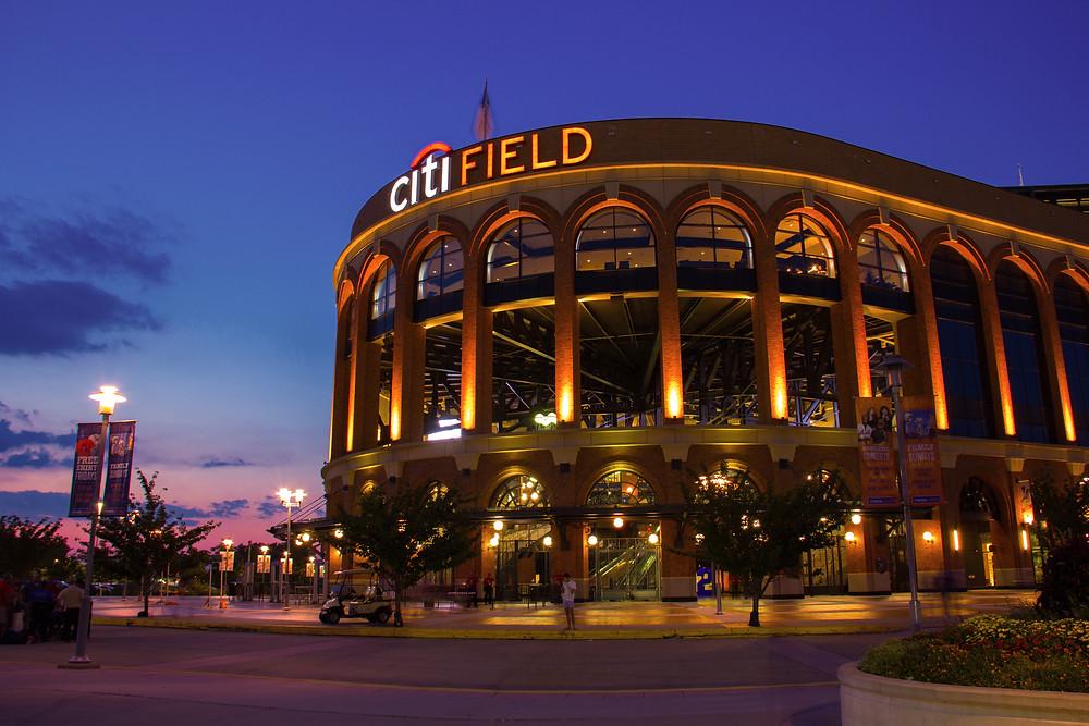 Citi Field. Let's Go Mets!