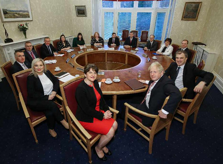 Is Northern Ireland's Political Future Female?