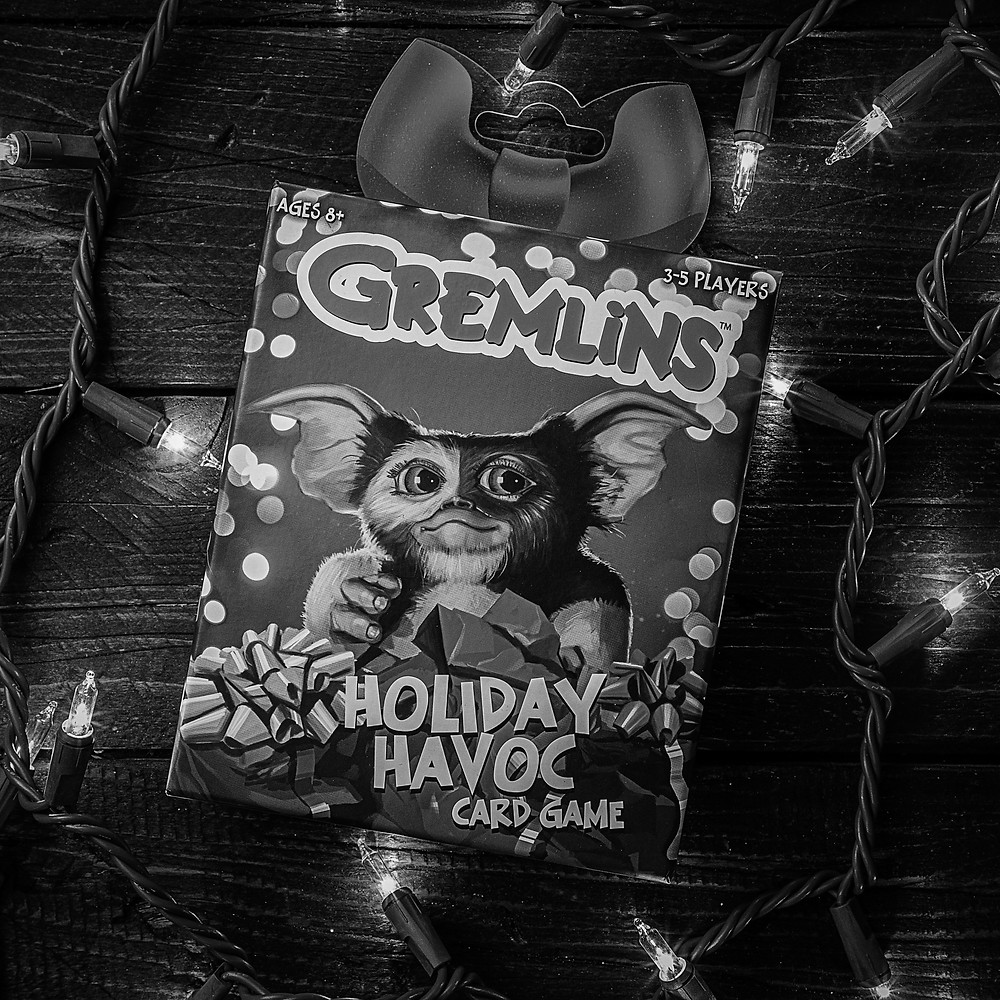 Gremlins Holiday Havoc Card Game by Funko Games