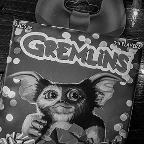 S3, E2: Gremlins & the Holiday Havoc Card Game