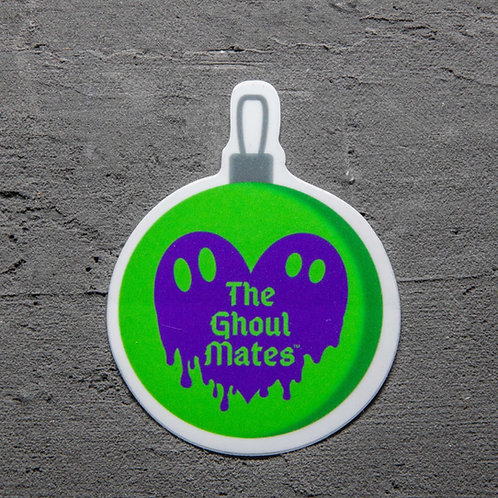 Spookmas Sticker
