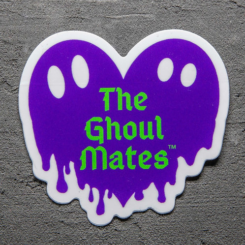 The Ghoul Mates Sticker