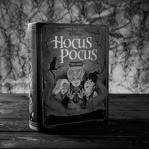 S1, E12: Hocus Pocus Board Game / Interview with Hocus Pocus Lego Idea Creator