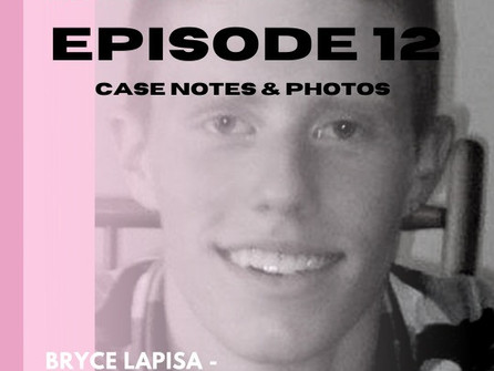 The Bizarre & Unexplained Disappearance of Bryce Laspisa