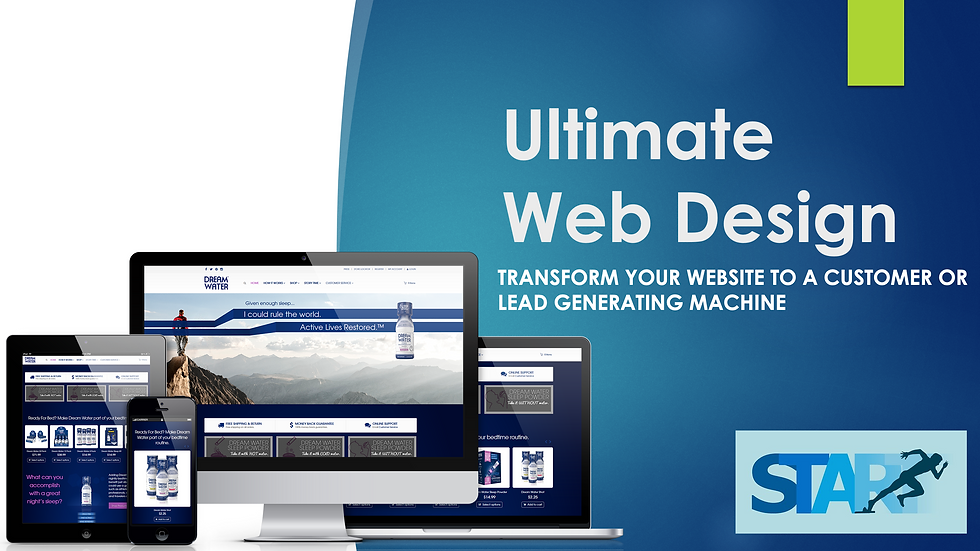 ​#1 SEO & Mobile Friendly Website