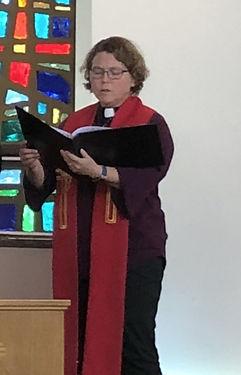 Pastor Katie Ebel