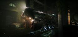 Летающий поезд