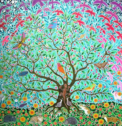 The Tree of Light. Metaphysical Counselling. Olga Viloria, Counsellor