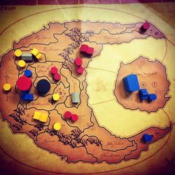 Остров Полумесяца в реальности