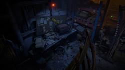 Здесь кто-то жил...