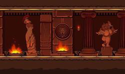 Храм — место финальной битвы