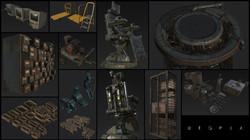 Модели предметов