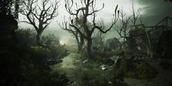 Разруха на болоте